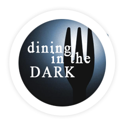 ziua companiei dining in the dark