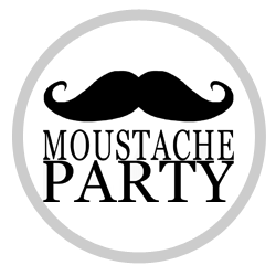 petreceri tematice moustache party