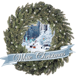 petrecere de craciun white christmas